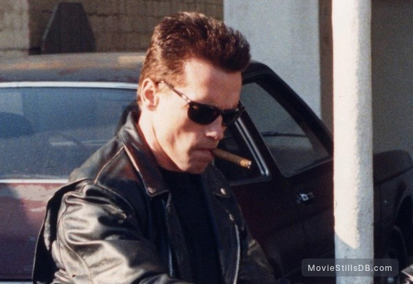 Terminator 2 judgment day behind the scenes photo of arnold terminator 2 judgment day behind the scenes photo of arnold schwarzenegger thecheapjerseys Gallery