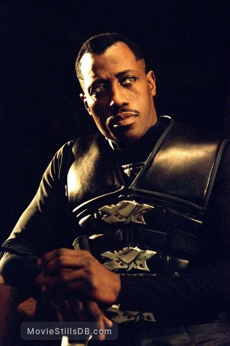 Blade 2 - Publicity still of Wesley Snipes
