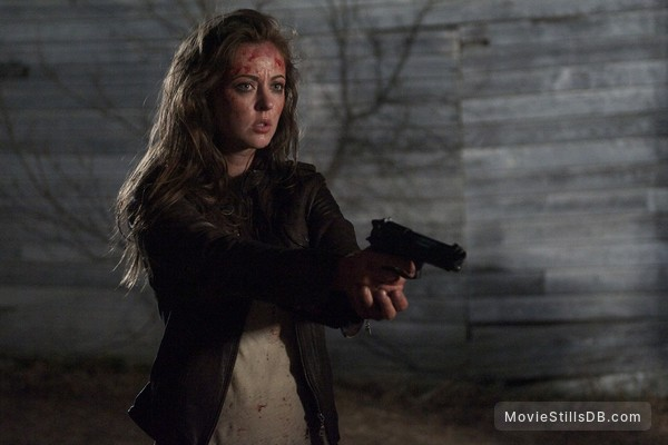 13 Eerie - Publicity still of Katharine Isabelle