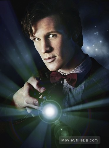 Doctor Who - Promotional art with Matt Smith