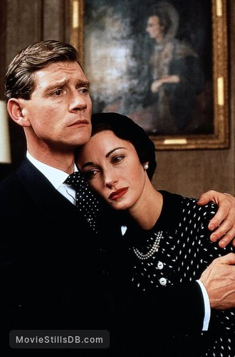 The Woman He Loved - Promo shot of Anthony Andrews & Jane Seymour