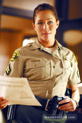 10-8: Officers on Duty - Publicity still of Jamie Luner