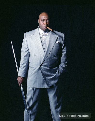 Daredevil - Promo shot of Michael Clarke Duncan
