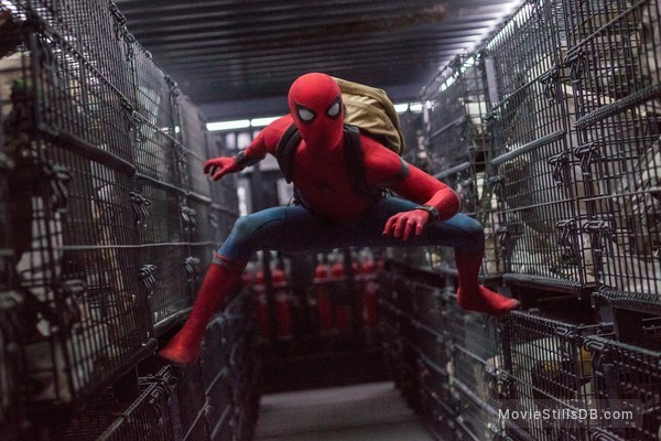 Spider-Man: Homecoming - Publicity still