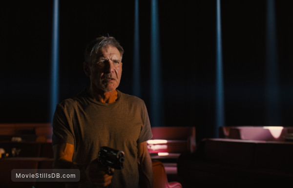 Blade Runner 2049 - Publicity still of Harrison Ford