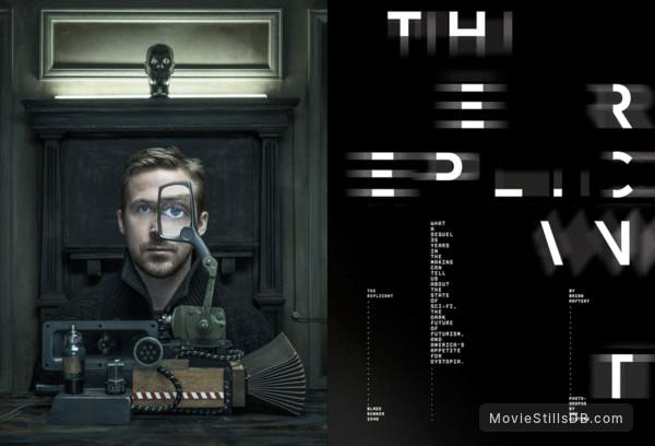 Blade Runner 2049 - Promo shot of Ryan Gosling