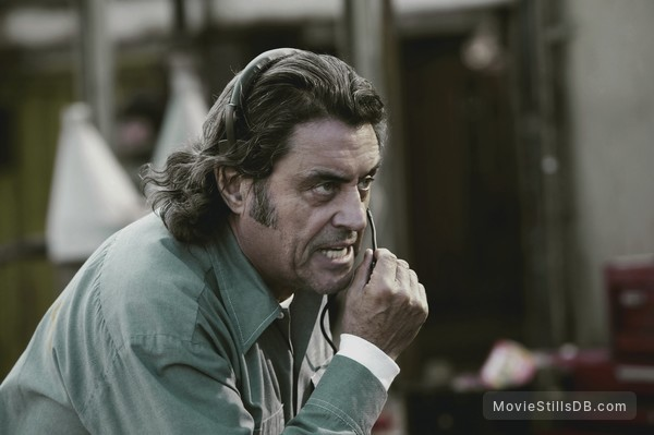 Death Race - Publicity still of Ian McShane