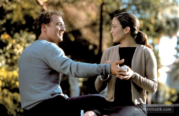 The Wedding Planner - Publicity still of Jennifer Lopez & Matthew McConaughey