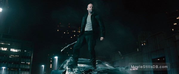 Furious 7 - Publicity still of Jason Statham