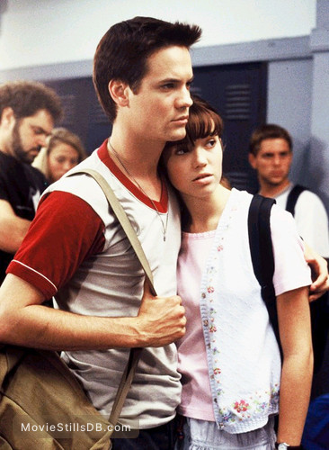 a walk to remember publicity still of mandy moore