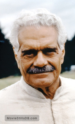 The 13th Warrior - Publicity still of Omar Sharif