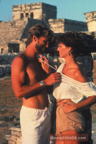 Against All Odds - Publicity still of Jeff Bridges & Rachel Ward