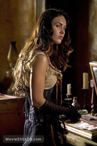 Jonah Hex - Publicity still of Megan Fox