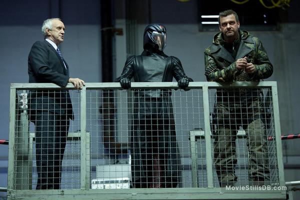 G.I. Joe: Retaliation - Publicity still of Jonathan Pryce, Luke Bracey & Ray Stevenson