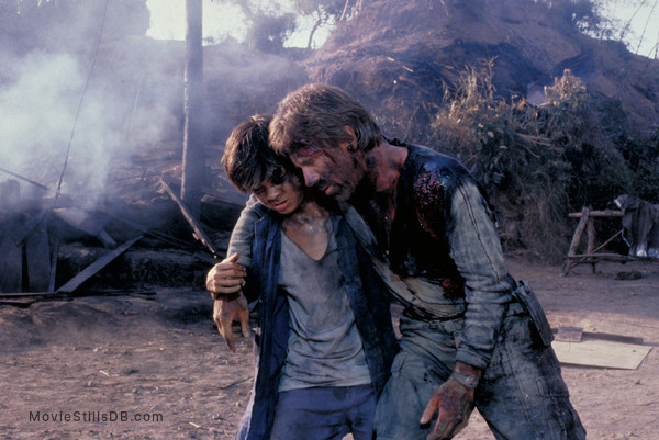Braddock: Missing in Action III - Publicity still of Chuck Norris & Roland Harrah Iii