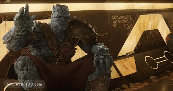 Thor: Ragnarok - Publicity still of Taika Waititi