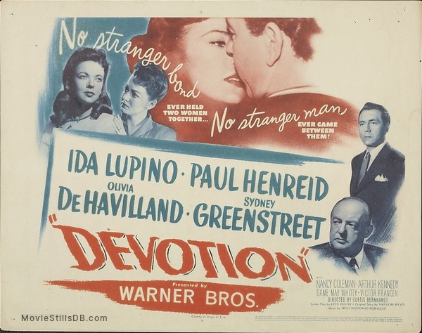 Devotion - Lobby card