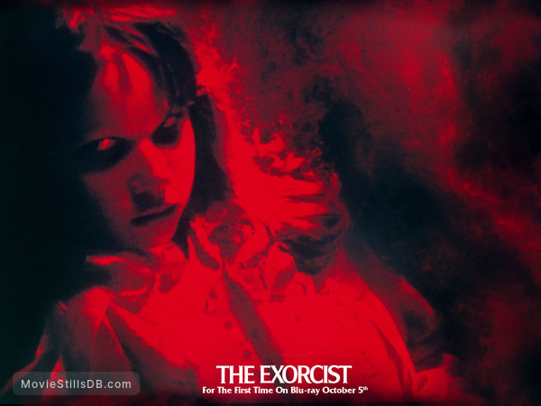 The Exorcist Wallpaper With Linda Blair