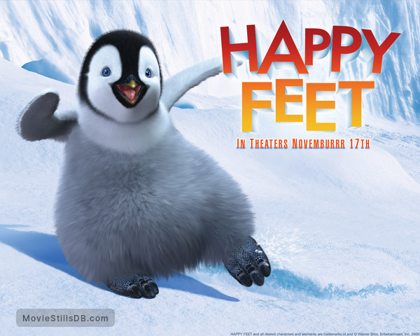 Happy Feet - Wallpaper